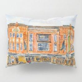 The Golden Sheaf Hotel Pillow Sham