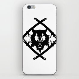 Hollow Squad Logo  iPhone Skin