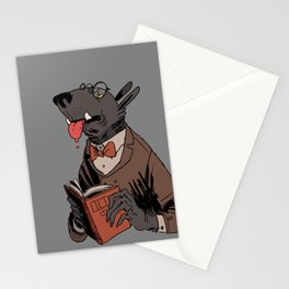 awarewolf Stationery Cards