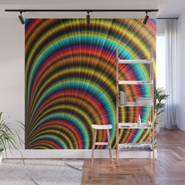 All Around The Rainbow Wall Mural