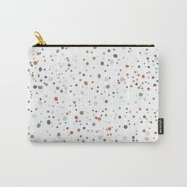 Earth Specks Carry-All Pouch