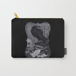 Once upon a Midnight Dreary Carry-All Pouch