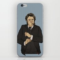 godfather iPhone & iPod Skins featuring godfather sam by cyrrs