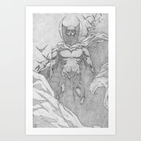 the xx Art Prints featuring XX by Joe Cardoso