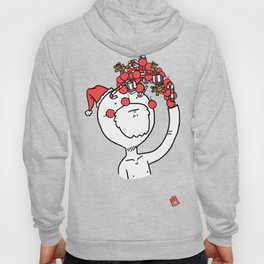 Chrismas blood party Hoody