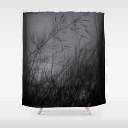 Sumi-e Shower Curtain