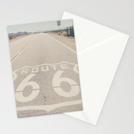 Route 66 ... Stationery Cards