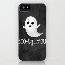 Boo-tylicious iPhone Case