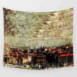 Marseilles Wall Tapestry