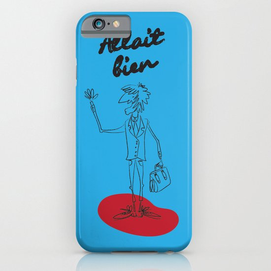 "The Ink - ""Bien"" iPhone & iPod Case"