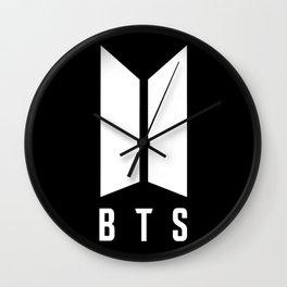 BTS ! Wall Clock