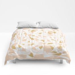 Entangled Comforters