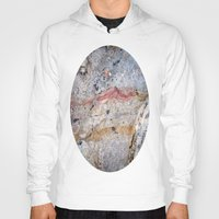 mineral Hoodies featuring Mineral Vein by LilyMichael Photography