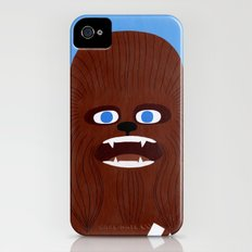 Chewbacca Slim Case iPhone (4, 4s)