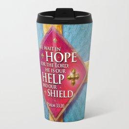 Our Shield Travel Mug