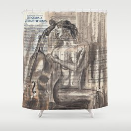 The Performance Shower Curtain