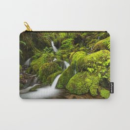 Emerald Falls Carry-All Pouch