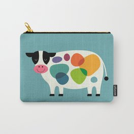 Awesome Cow Carry-All Pouch
