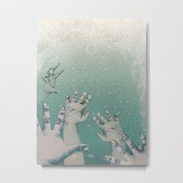Pied Piper Metal Print