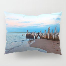 Relics by the Sea Pillow Sham