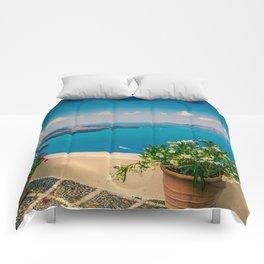 Santorini i Comforters