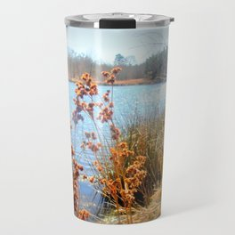 Peaceful Nature Travel Mug