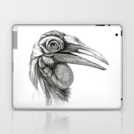 Southern Ground-hornbill SK044 Laptop & iPad Skin