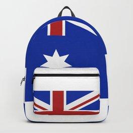 australia flag Backpack