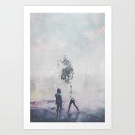Sacrifice ; Art Print