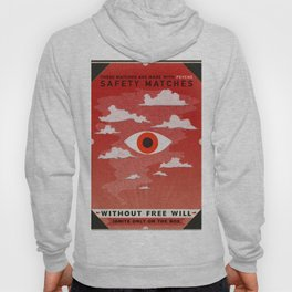 Safety Matches: Psyche Hoody