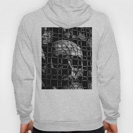 skull cage Hoody