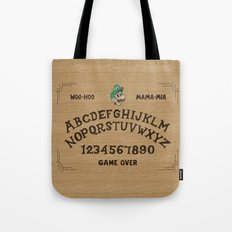 LUIGI BOARD Tote Bag