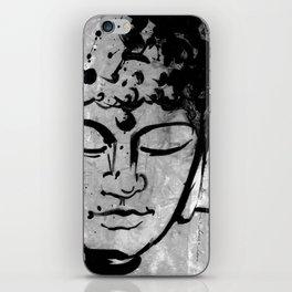Buddha Love No.53c by Kathy Morton Stanion iPhone Skin