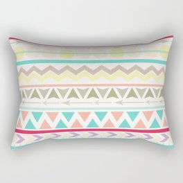 Afternoon Pool Party Rectangular Pillow