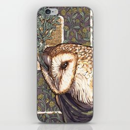 Wormwood & Wisdom iPhone Skin