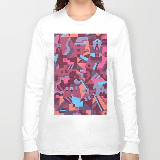 Schema 12 Long Sleeve T-shirt