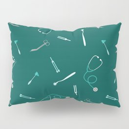 Medical Instruments Pillow Sham