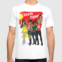 Death Proof Pin Up T-shirt