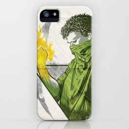 The Battle is Won iPhone Case