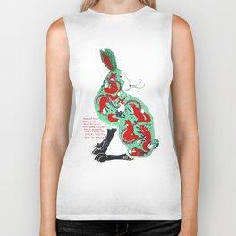The Hare Biker Tank