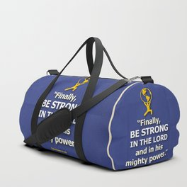 Be Strong Duffle Bag
