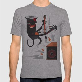 """Devil"" Monster Rock T-shirt"