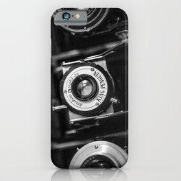 Classic Cameras. iPhone Case