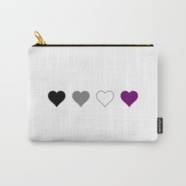 Asexual Heart 1 Carry-All Pouch