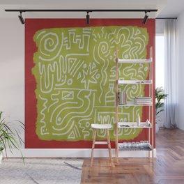 Swipe Wall Mural