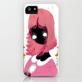 Hallowed iPhone Case