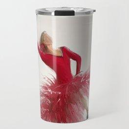 Spanish Dancer Travel Mug