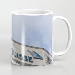 Credit Suisse Cabot Square  Coffee Mug