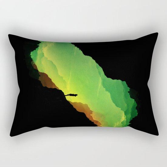 Toxic ISOLATION Rectangular Pillow