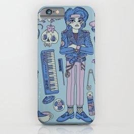 Goth Kid Flash iPhone Case